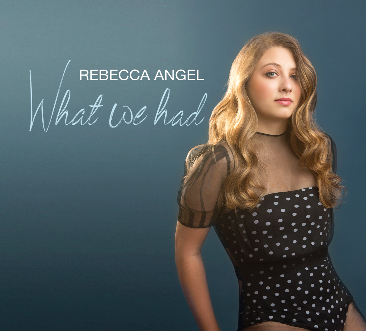 Rebecca Angel's new EPK: What we Had