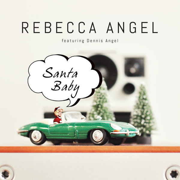 Rebecca Angel singing Santa Baby
