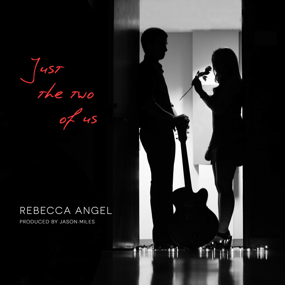 Rebecca Angel's new single - Just the two of us